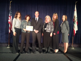 California Gold Ribbon School 2015