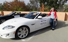 This was amazing. I got to be in the Laguna Niguel Holiday Parade.